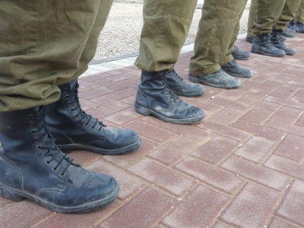 מדוע חיילים צריכים מדרסים?